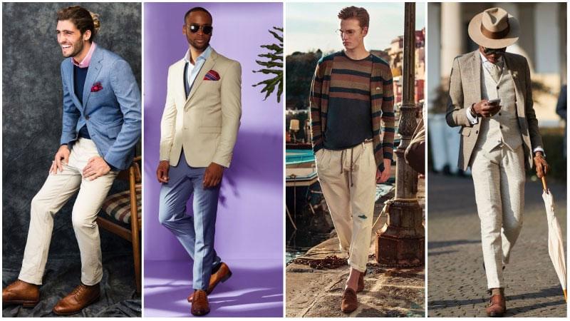 497072d106 Combinações de cores para roupa masculina - Costura Expressa